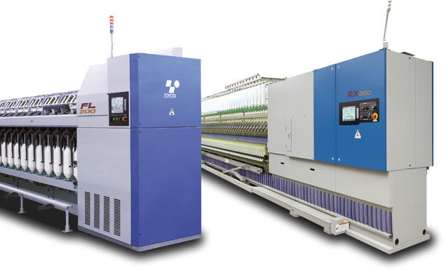 Textile Machinery/businesses | Toyota Industries Corporation