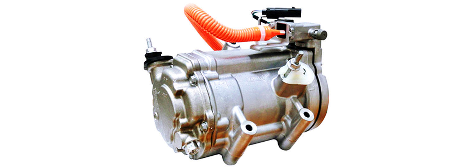 Car Air Conditioner Compressor >> Electric Compressor | Toyota Industries Corporation