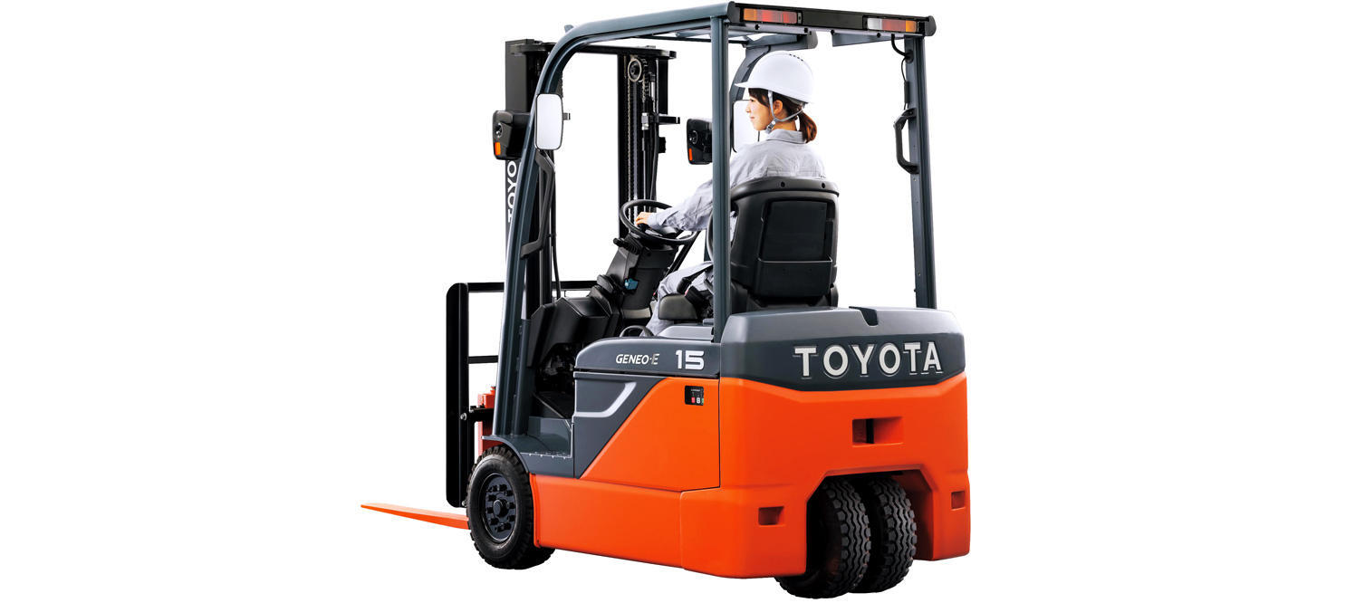 Electric Lift Truck (GENEO 8FBE10 to 8FBE20) | Toyota