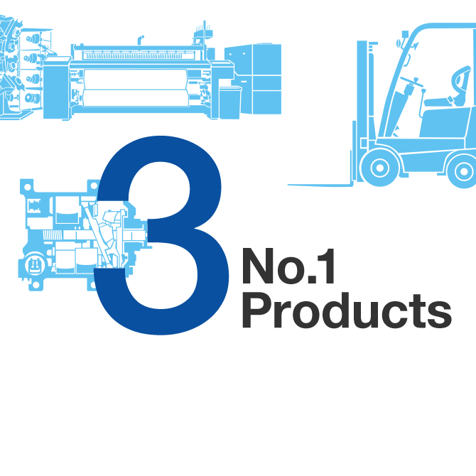 3 No.1 Products