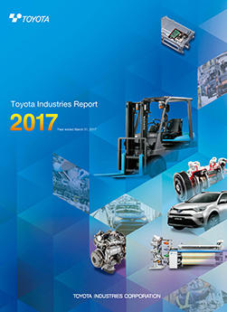 Toyota Industries Report 2017 (For the period ended March 2017)