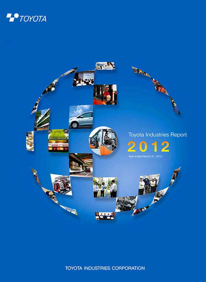 Toyota Industries Report 2012 (For the period ended March 2012)