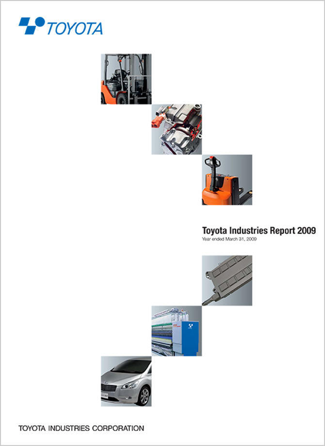 Toyota Industries Report 2009 (For the period ended March 2009)