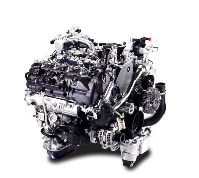on Toyota Land Cruiser Engine Hp