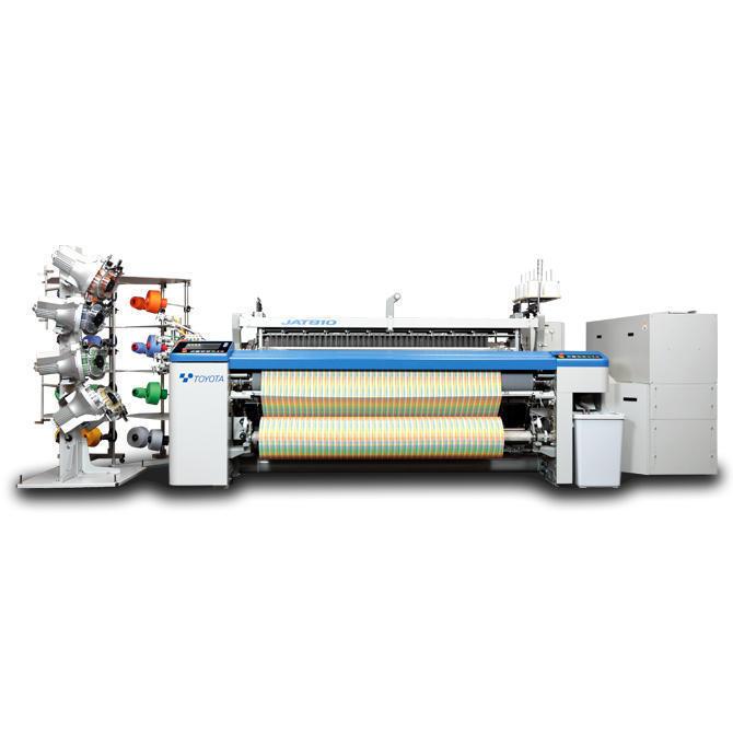 Weaving Machinery | Toyota Industries Corporation