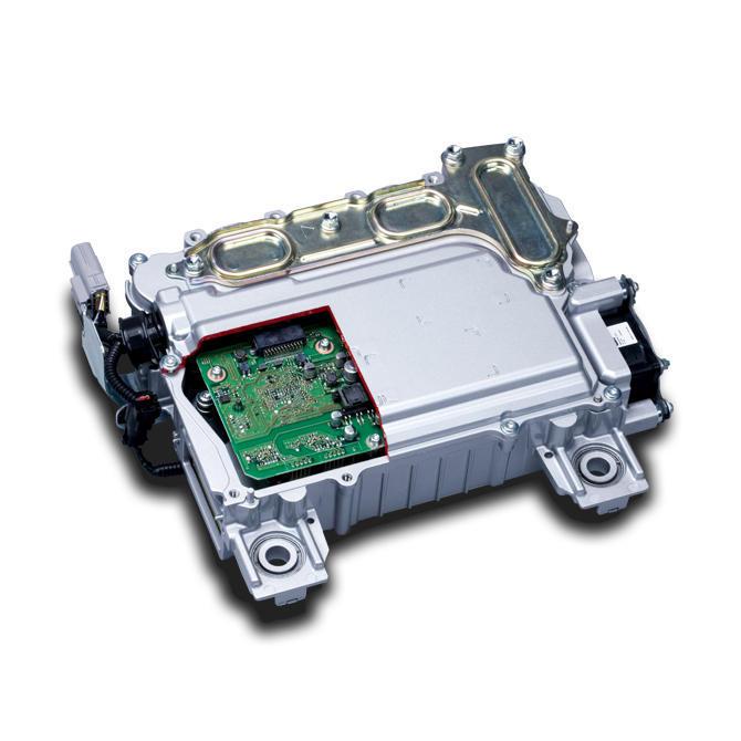 Rea Inverter Toyota Industries Corporation