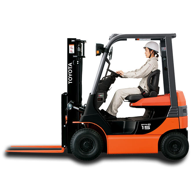 Electric Lift Trucks Toyota Industries Corporation