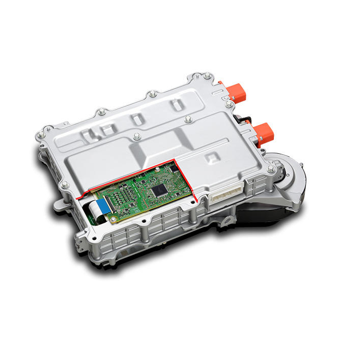 Charging And Discharging Systems Toyota Industries