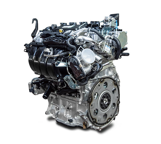 Toyota Land Cruiser Diesel >> Engines for Automobiles | Toyota Industries Corporation